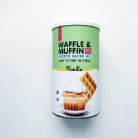 Смесь для приготовления кексов (кексы/вафли с ванилью) (480г)