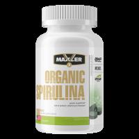 Organic Spirulina (180таб)