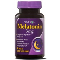 Melatonin 3 mg (60таб)
