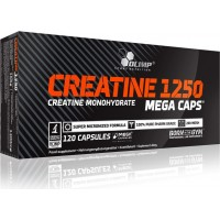 Creatine Mega Caps (120капс)