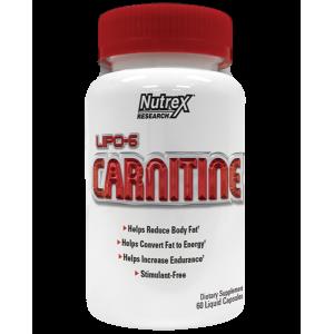 Lipo 6 Carnitine (120капс)