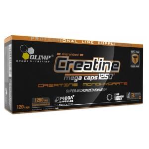 Creatine Mega Caps 1250 (120капс)
