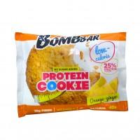 Протеиновое печенье Bombbar Апельсин - Имбирь (40г)